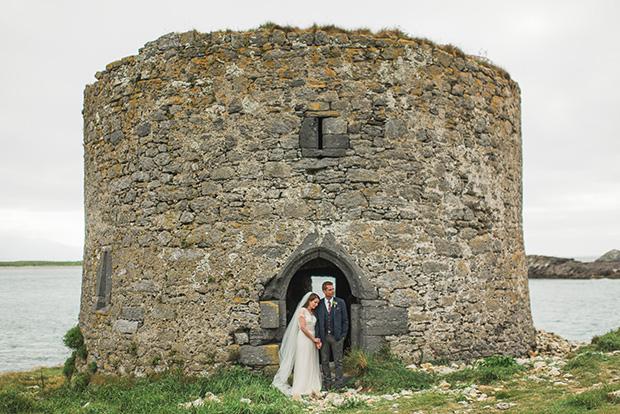 A Wild Atlantic, Harbour Wedding With Celtic Charm: Anita & Martin