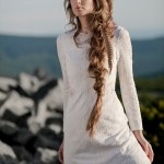 Free Spirited Wedding Dresses by Anna Kara