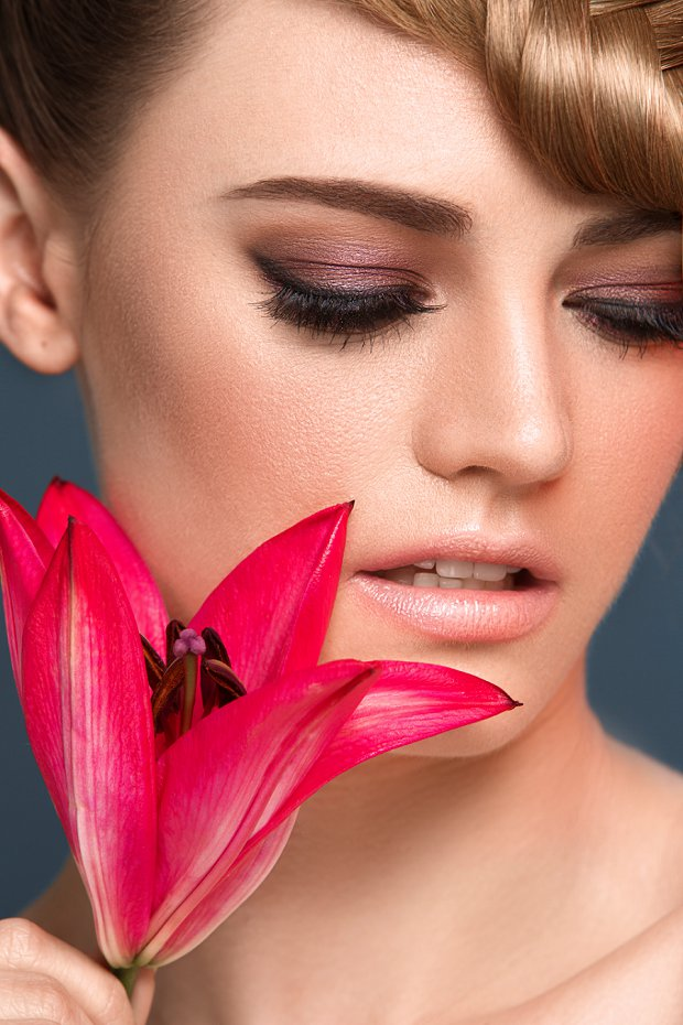 Bridal Make-up Eyeshadow Shades to Suit Each Eye Colour (4)