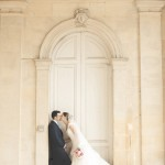 Gorgeously Elegant Chateau Versainville Wedding in Normandy: Claire & Cedric