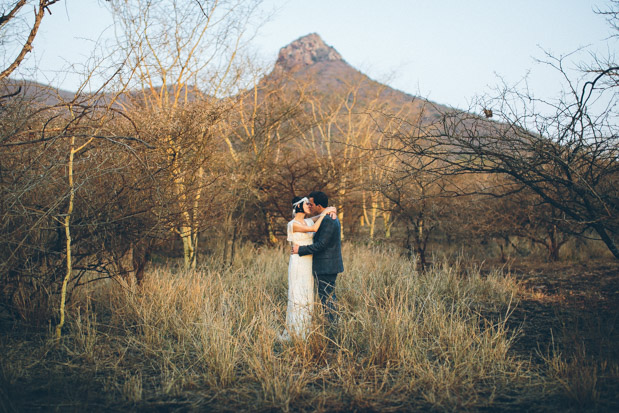 Elegant, Understated Rustic Wedding at Ghost Mountain Inn (Zululand): Lou & Matt