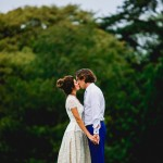 A Wild Flowers & Rustic Vintage Wedding Weekend in Picturesque Clovelly: Lara & Jack