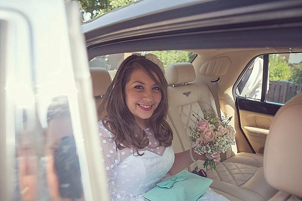 Kooky Pastel Pink & Mint Tipi Wedding With Lanterns & Bunting: Natalie & TomKooky Pastel Pink & Mint Tipi Wedding With Lanterns & Bunting: Natalie & Tom