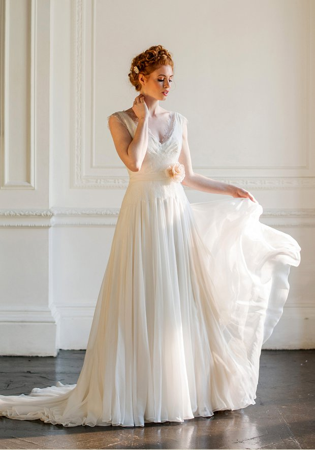 Modern Romance Wedding Dress : Elegant modern romantic wedding gowns the naomi neoh summer s eve