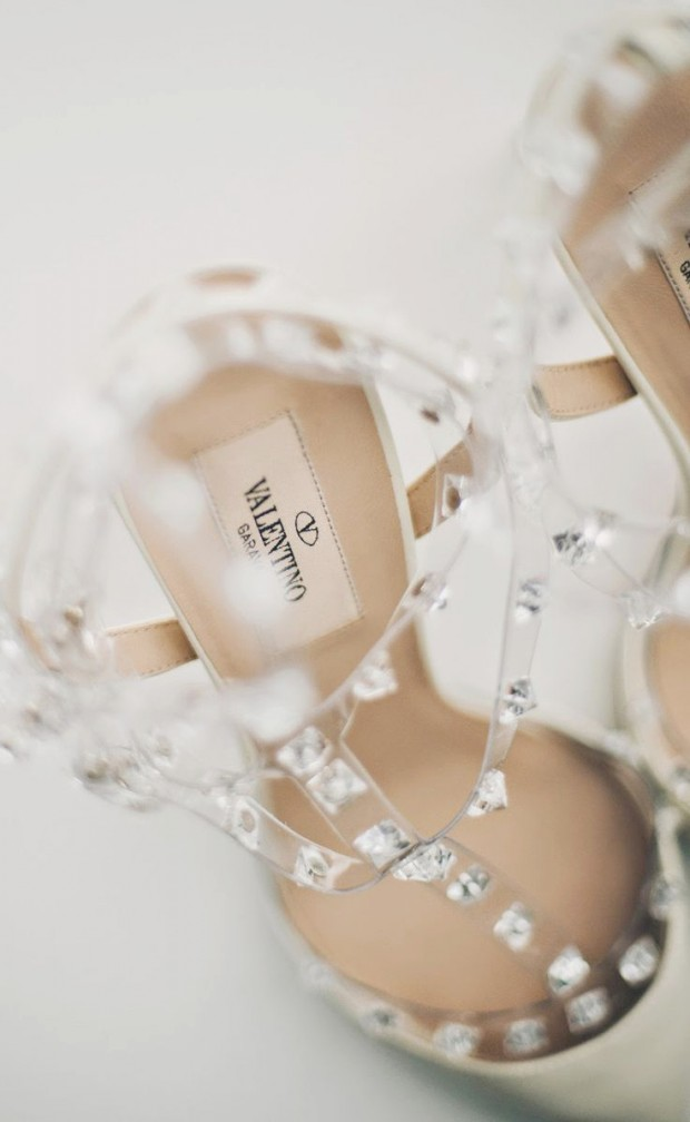 Wedding Obsession! Valentino Rock Stud Wedding Shoes 1