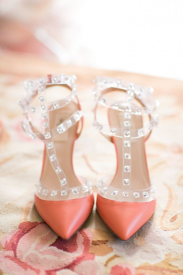 Wedding Obsession! Valentino Rock Stud Wedding Shoes 3