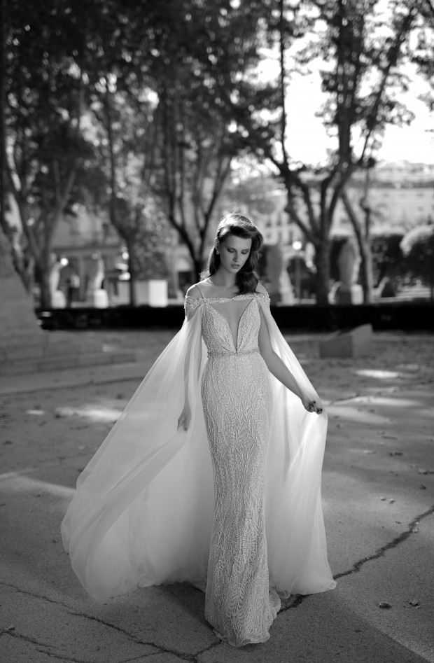 Incredible wedding dresses for 2016: BERTA bridal!