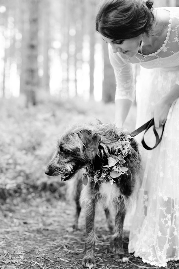 Wild Woodland An Autumnal Inspired Bridal Shoot (4)