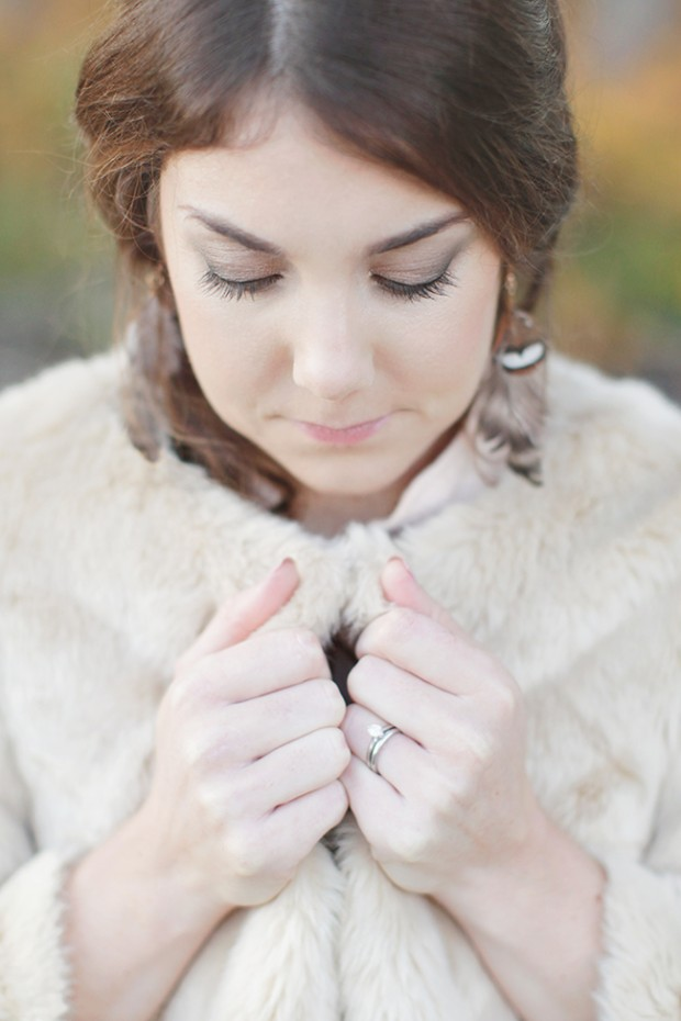 Wild Woodland An Autumnal Inspired Bridal Shoot (59)