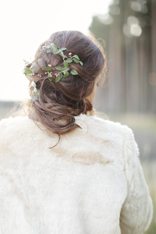 Wild Woodland! An Autumnal Inspired Bridal Shoot