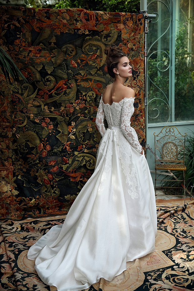 "Beautiful Boho Wedding Gowns for 2016: Lihi Hod ""White ..."