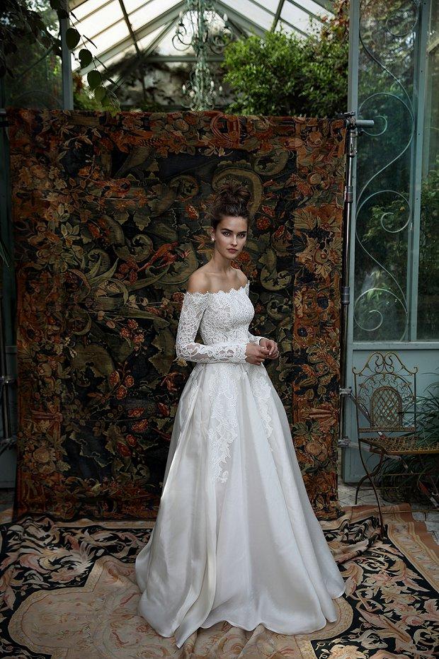 542cc58ee4f Beautiful Boho Wedding Gowns for 2016  Lihi Hod