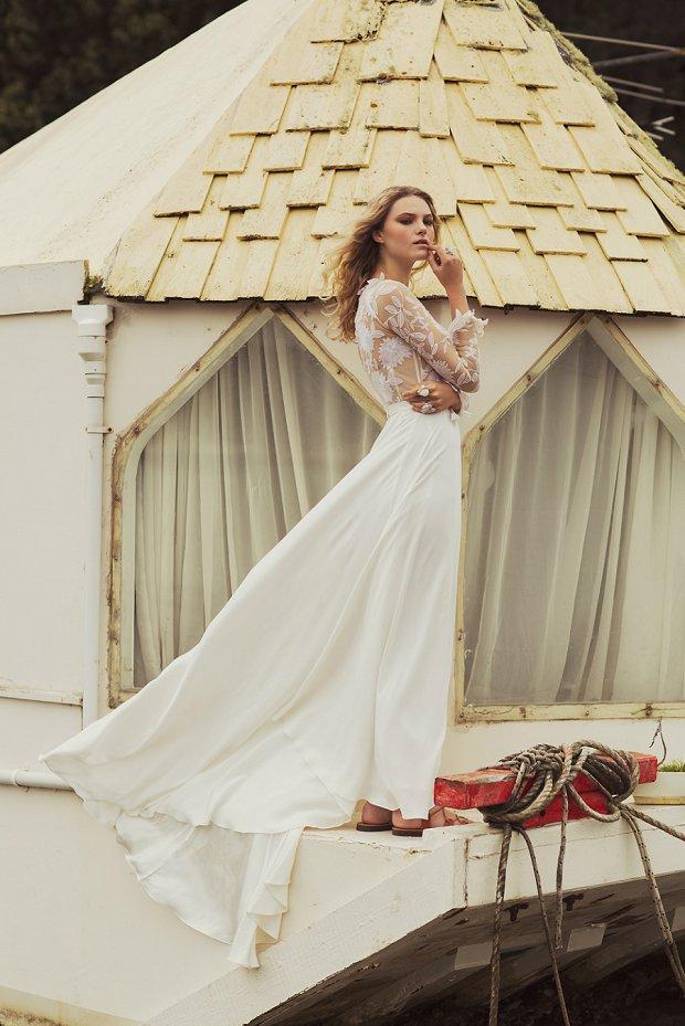 'Nomadic Love' by Rue De Seine: Beautiful Boho Wedding Dresses!