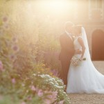 An English Wedding at Blickling Hall with Bicycles & Spring Flowers: Rachel & Josh
