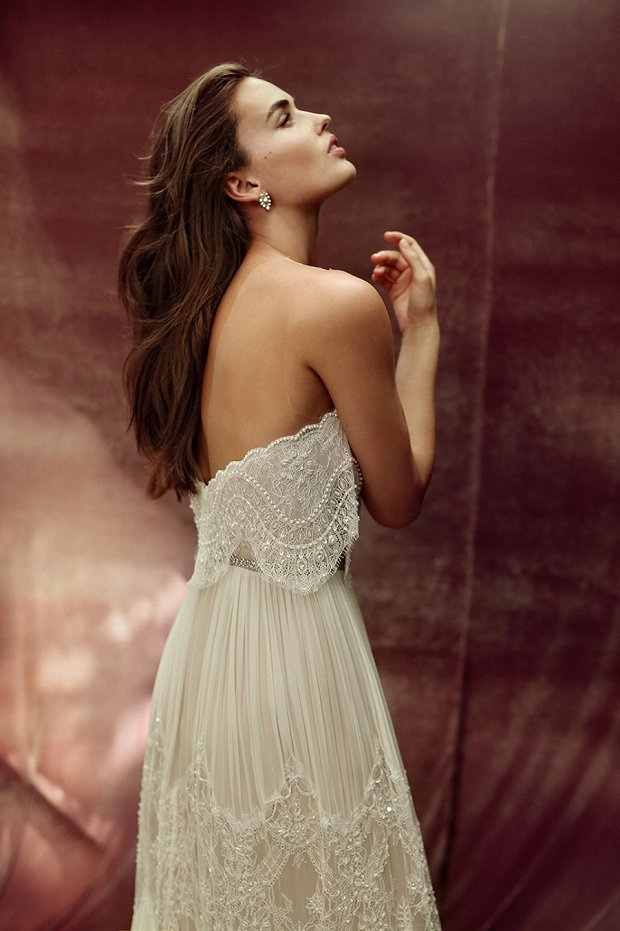 "Beautiful Boho Wedding Gowns for 2016: Lihi Hod ""White Bohemian"""