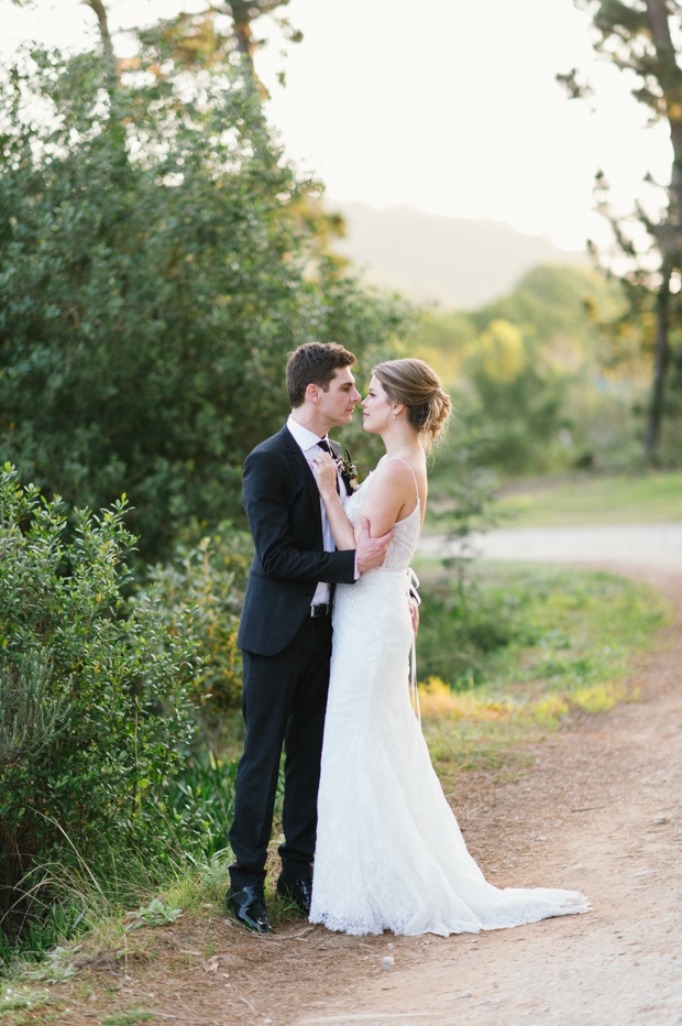 Chic Candlelit Wedding With Navy, Gold & Marsala: Roxanne & Panayiotis
