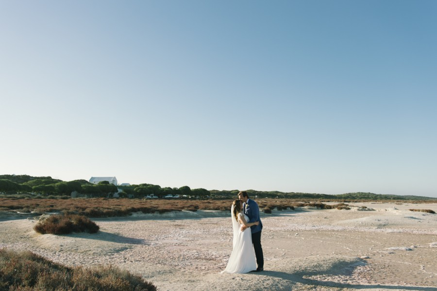 A Beautiful Beachy Wedding With Rustic Beach Wood, Coral & Peach Manu & Jennifer (104)