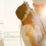 An Intimate, Light Filled Beach Wedding With Gorgeous Vintage Details Daniel & Doreen