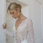 Lightness & Romance! Riki Dalal's 5th Wedding Dress Collection: Valencia