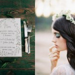 Organic Green Wedding Inspiration & Colour Ideas