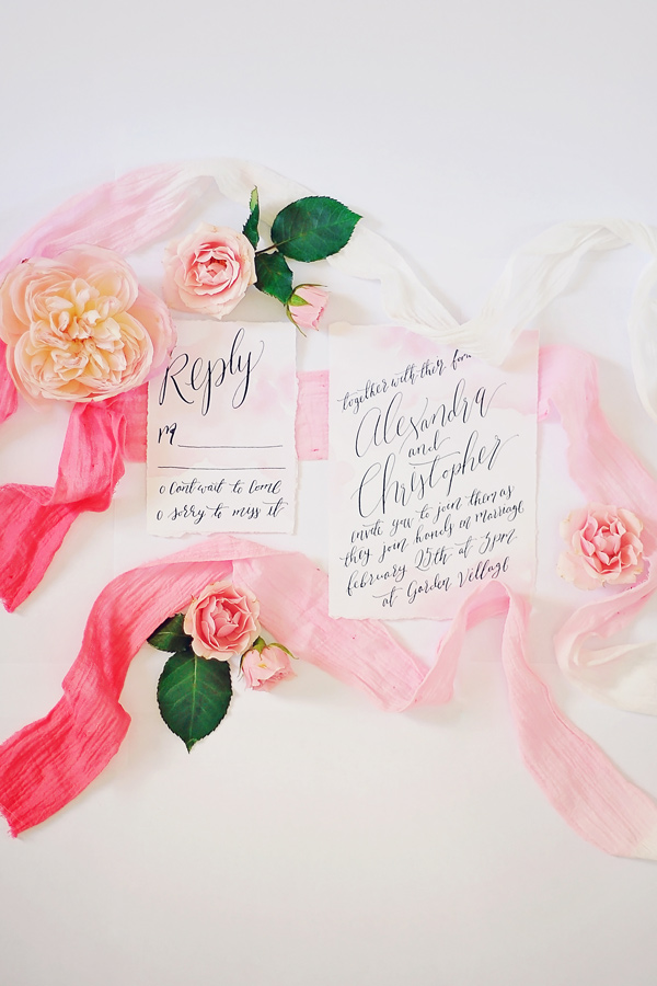 Peony Pink Wedding Inspiration & Colour Ideas