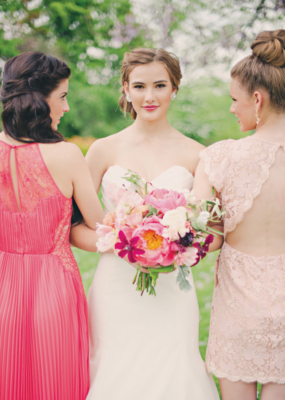 Peony Pink Wedding Inspiration & Colour Ideas (6)