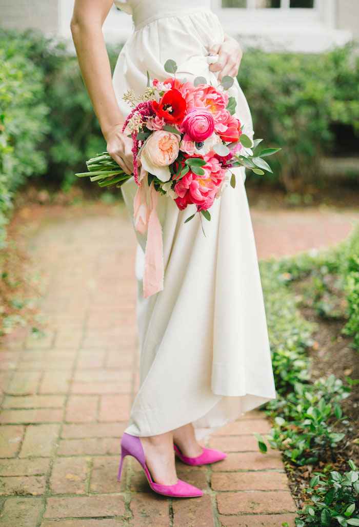 Peony Pink Wedding Inspiration & Colour Ideas (7)