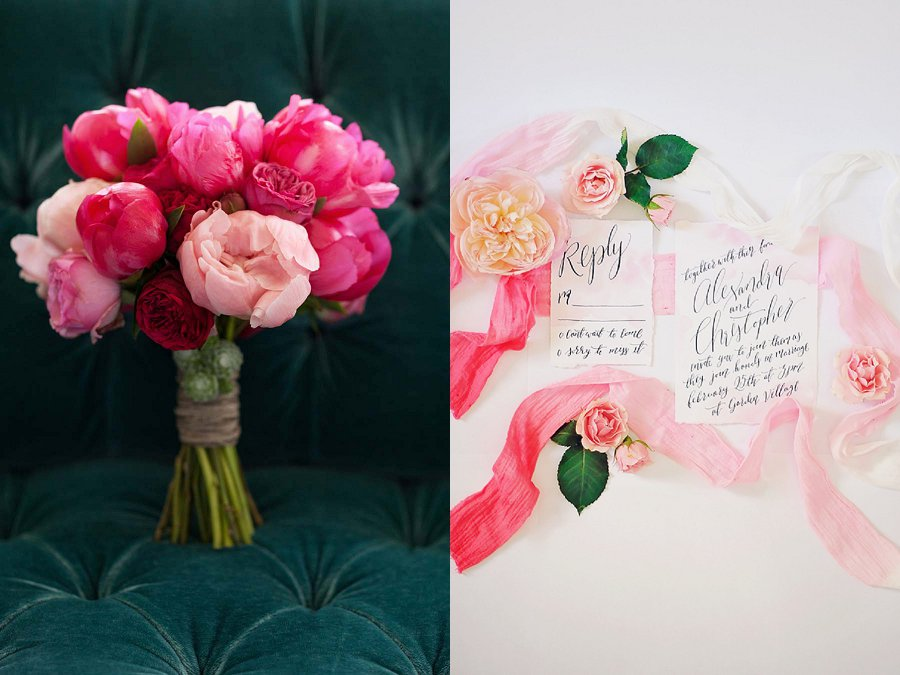 Peony Pink Wedding Inspiration & Colour Ideas!