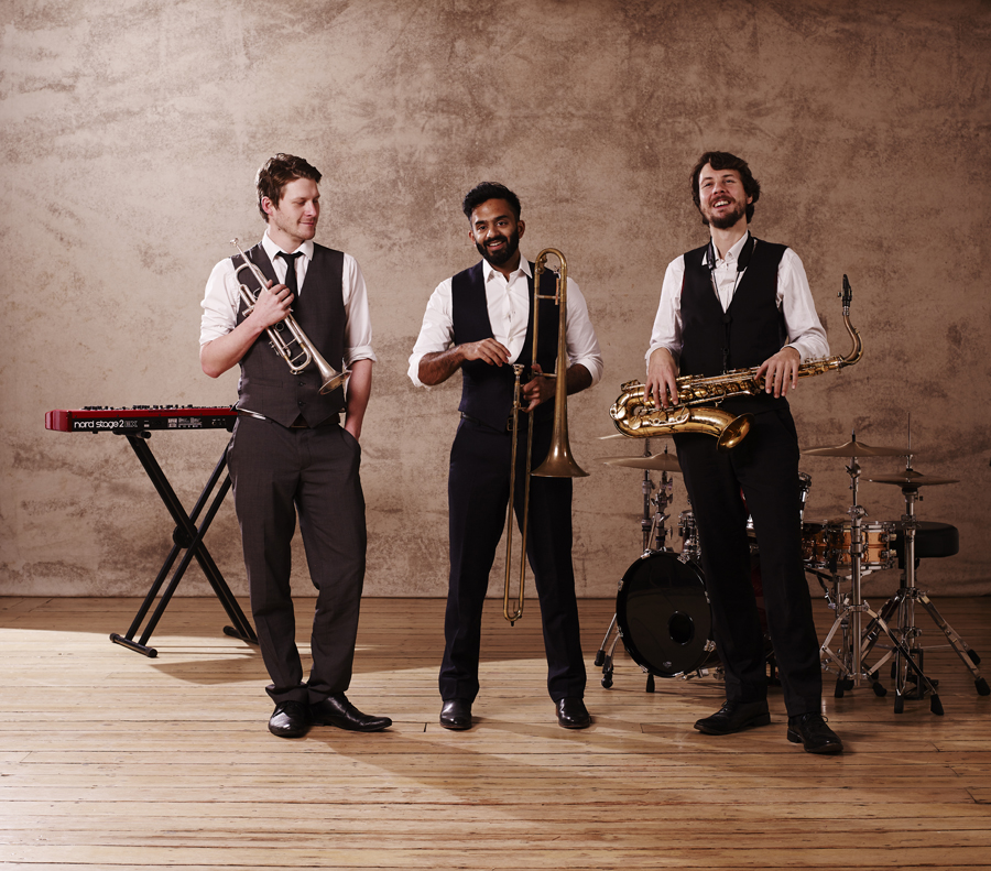 WTW Welcomes London-based Wedding & Function Covers Band Blue Attic!!