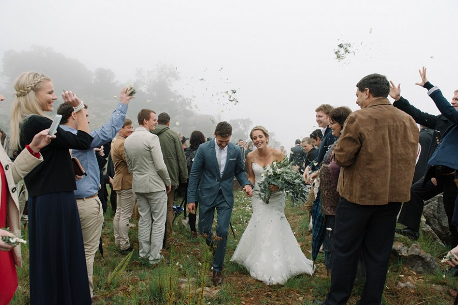 Back To Nature! A Misty Alfresco Family Farm Wedding: Elzani and André