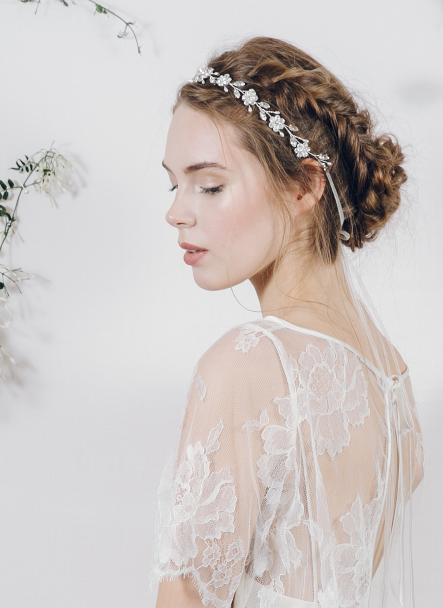Enchanting & Ethereal Bridal Headpieces by Debbie Carlisle: Secret ...