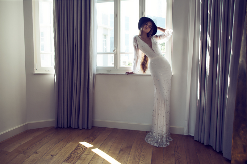 INCREDIBLY Sexy Wedding Dresses: Zahavit Tshuba New Mix & Match Bridal Collection for 2016!!