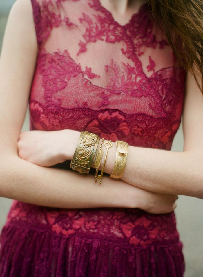 How Deep is your Love? Burgundy Wedding Inspiration & Colour Ideas