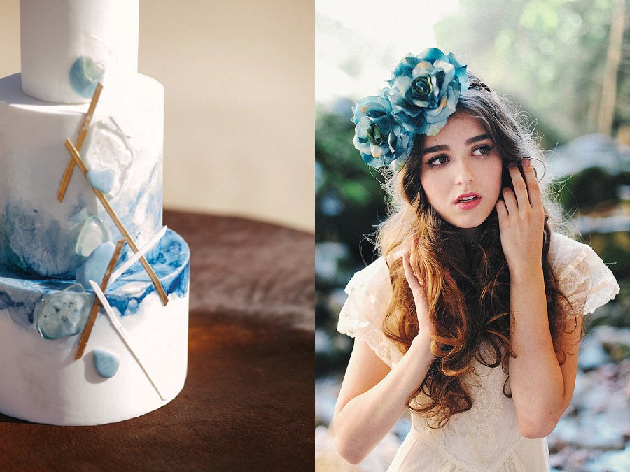 Inspired By The Sea! Driftwood & Sea Glass… Wedding Inspiration