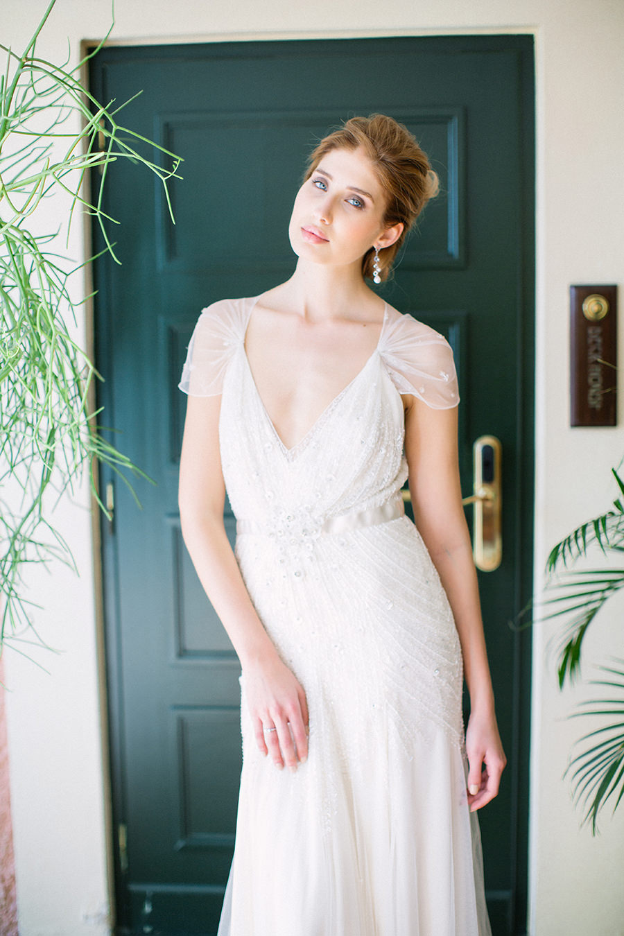 Radiant Beauty: A Delicate Bridal Boudoir Session From Greece!