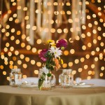Simple Vintage Barn Wedding with Wildflowers and Antique Charm: Kelsie & Ryan