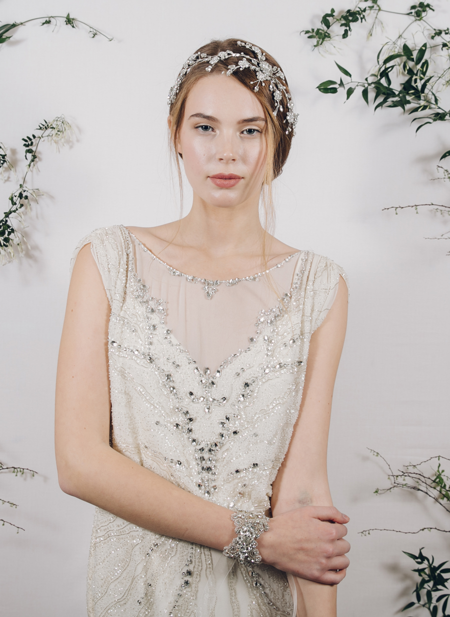 Enchanting & Ethereal Bridal Headpieces by Debbie Carlisle: Secret Garden!