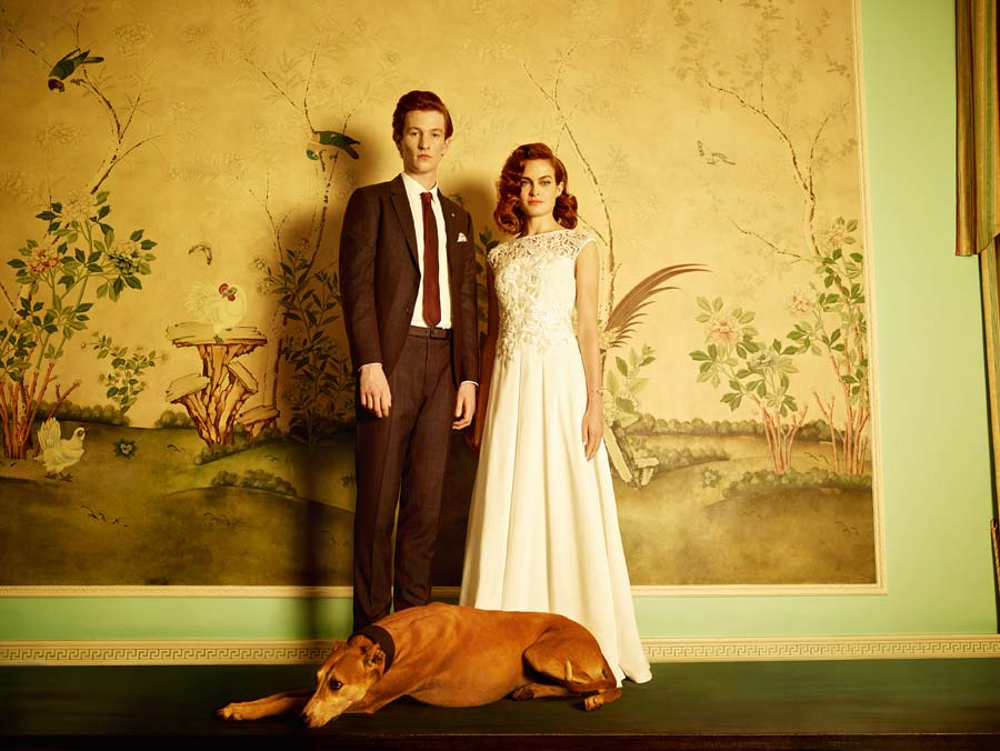 #WedWithTed Ted Baker Bridal 2016 #TieTheKnot Collection!