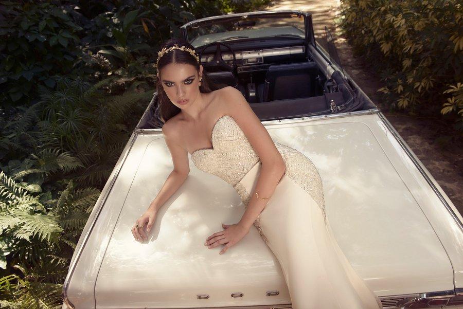 Gorgeously Dreamy Yaki Ravid Wedding Dresses For 2016!