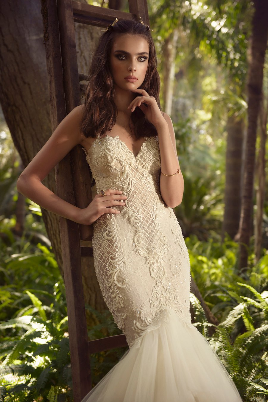 Gorgeously Dreamy Yaki Ravid Wedding Dresses For 2016!