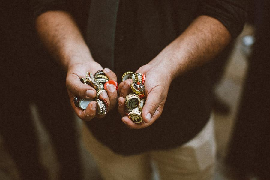 rock n roll wedding