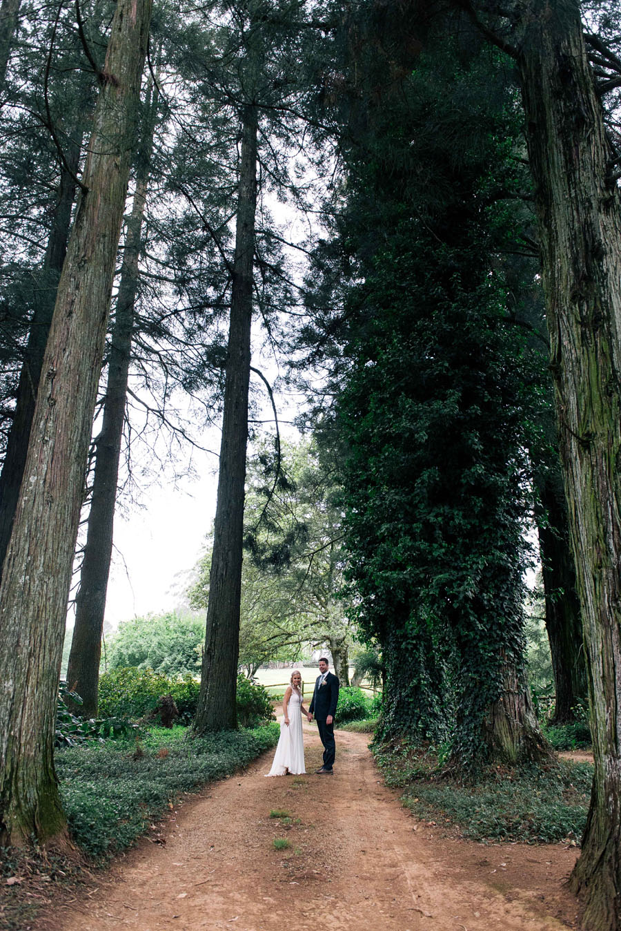 A Pretty Blush Pink Wedding with Proteas, Bunting & Lace Mike & Zoe (107)
