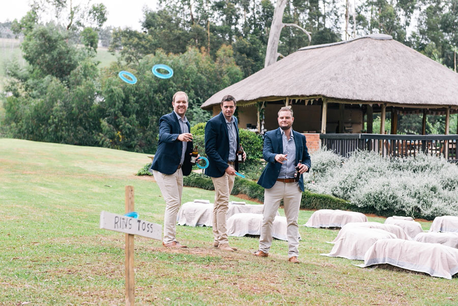 A Pretty Blush Pink Wedding with Proteas, Bunting & Lace Mike & Zoe (25)