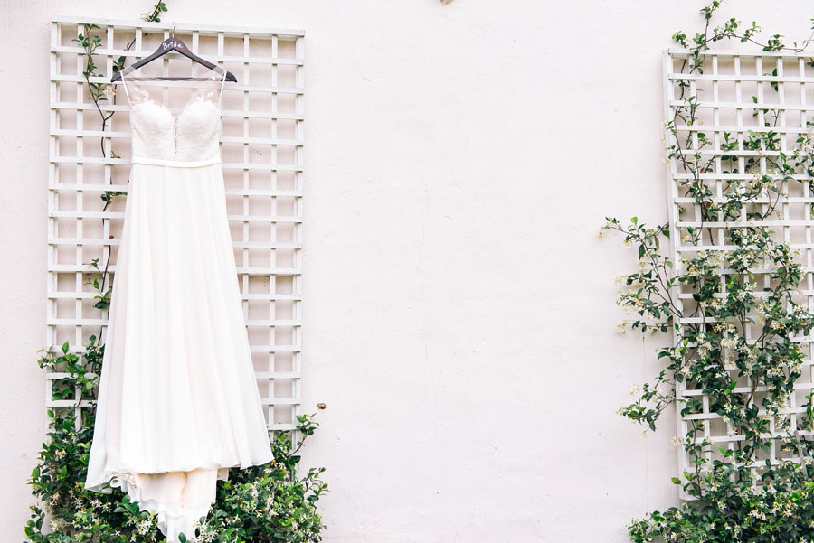 A Pretty Blush Pink Wedding with Proteas, Bunting & Lace Mike & Zoe (32)