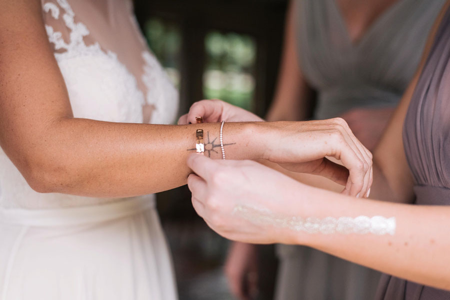A Pretty Blush Pink Wedding with Proteas, Bunting & Lace Mike & Zoe (59)