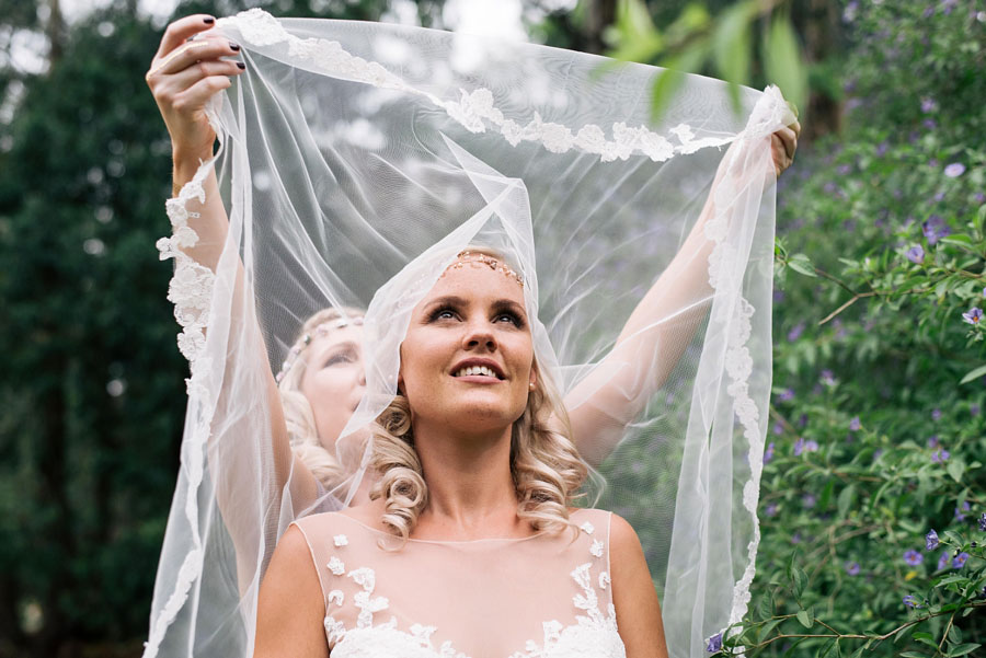 A Pretty Blush Pink Wedding with Proteas, Bunting & Lace Mike & Zoe (64)