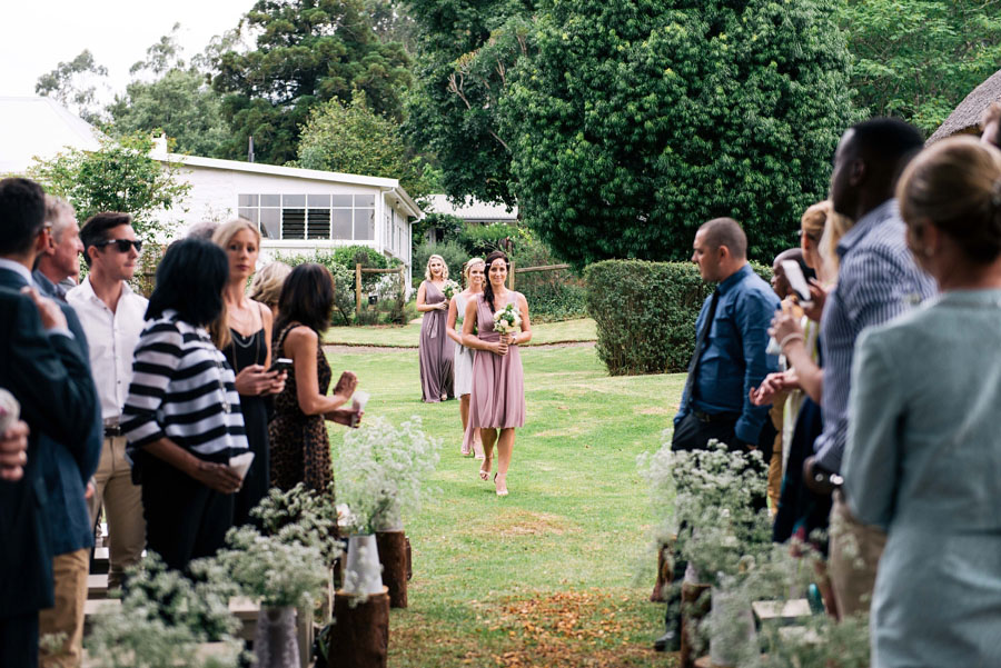 A Pretty Blush Pink Wedding with Proteas, Bunting & Lace Mike & Zoe (71)