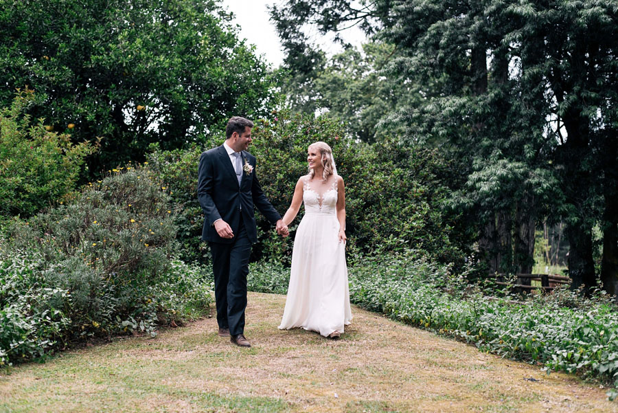 A Pretty Blush Pink Wedding with Proteas, Bunting & Lace Mike & Zoe (88)
