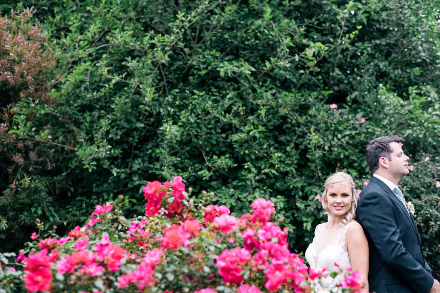 A Pretty Blush Pink Wedding with Proteas, Bunting & Lace Mike & Zoe (92)