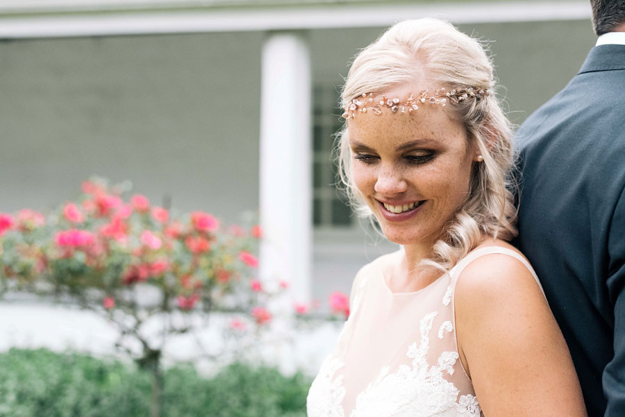 A Pretty Blush Pink Wedding with Proteas, Bunting & Lace Mike & Zoe (93)